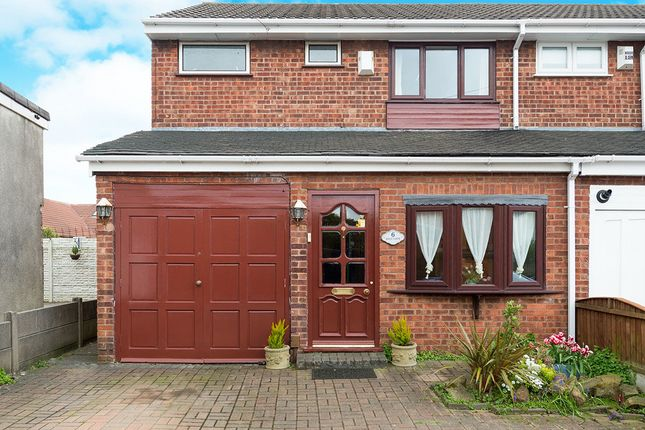 Terraced house for sale in Holt Lane, Rainhill, Prescot