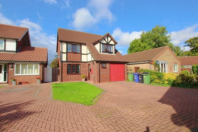4 bed detached house for sale in Buttercross Close, Stallingborough, Grimsby DN41