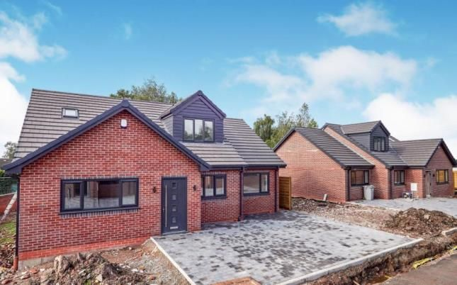 Thumbnail Bungalow for sale in Meadow View Gardens, Droylsden, Manchester, Greater Manchester
