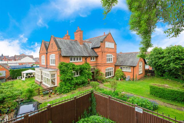 Thumbnail Detached house for sale in Lindsay Street, Kettering