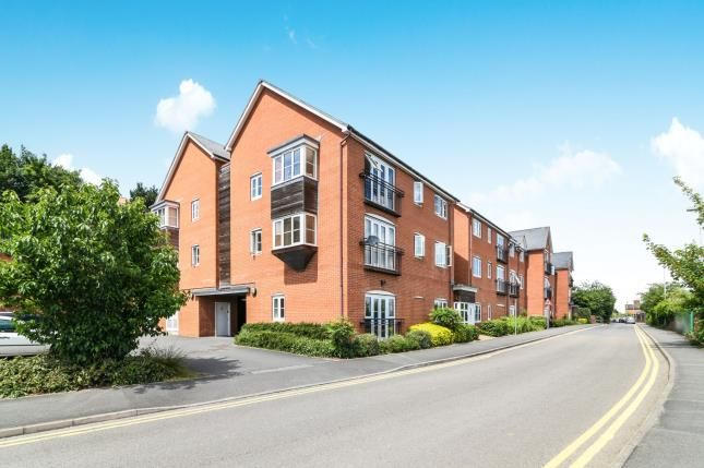 Thumbnail Flat for sale in River House, Common Road, Evesham, Worcestershire