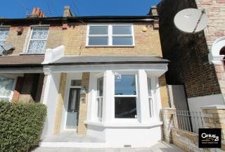 Thumbnail Terraced house to rent in Somers Road, London