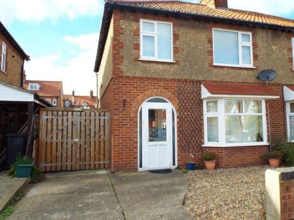 Thumbnail Semi-detached house for sale in Sheringham, Norfolk