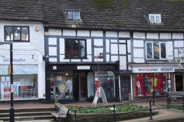 Thumbnail Office to let in High Street, East Grinstead
