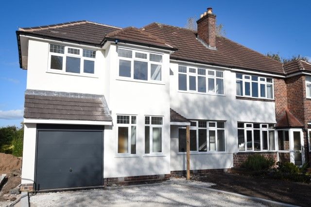 Thumbnail Semi-detached house for sale in Welford Road, Sutton Coldfield