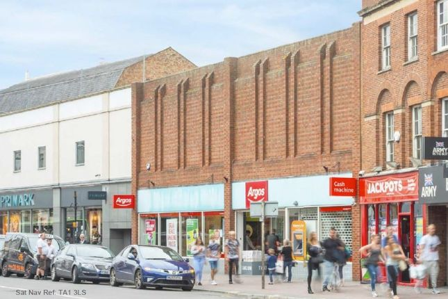Thumbnail Retail premises for sale in East Street, Taunton, Somerset
