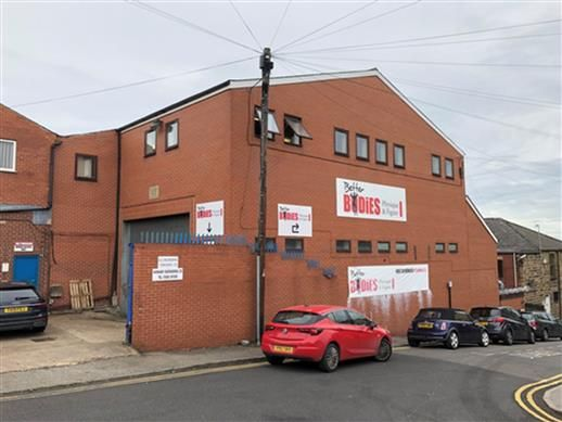 Thumbnail Commercial property for sale in Hannaby Engineering Limited, Melville Street, Wombwell, Barnsley