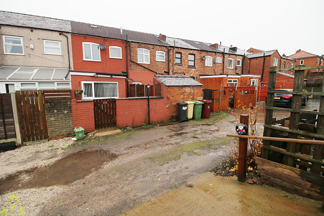 Rear Of Property of Bolton Road, Westhoughton BL5