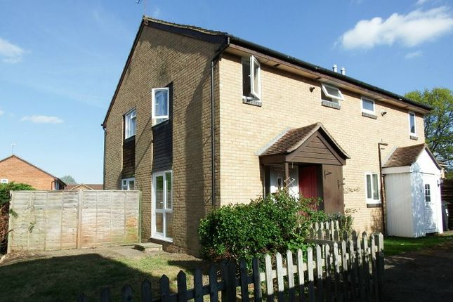 1 bed end terrace house to rent in Nethercote Avenue, Knaphill, Woking