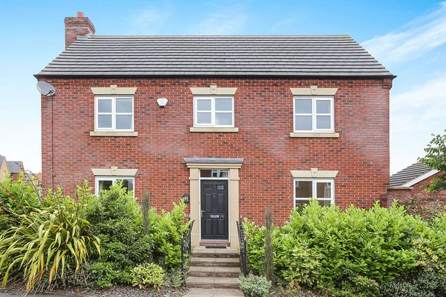 Thumbnail Detached house for sale in Charles Hayward Drive, Sedgley, Dudley