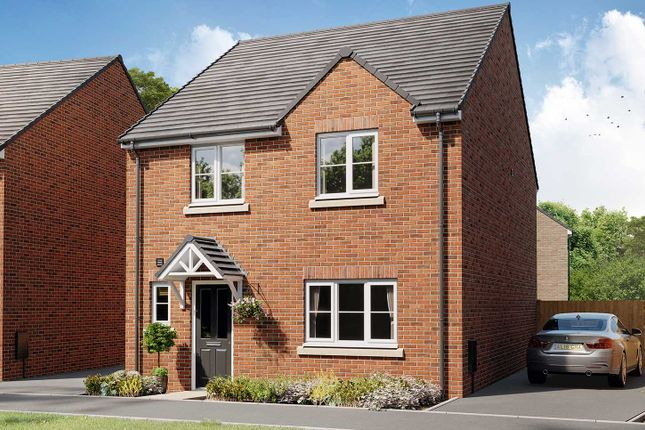 """Thumbnail Detached house for sale in """"The Mylne"""" at Village Street, Runcorn"""