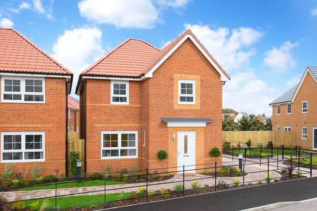 """Thumbnail Detached house for sale in """"Kingsley"""" at Doncaster Road, Hatfield, Doncaster"""