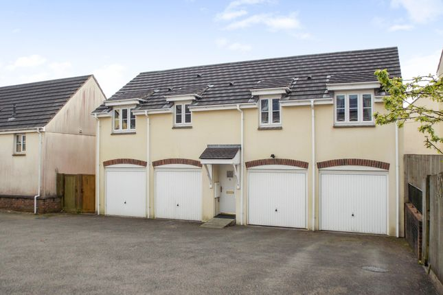Thumbnail Detached house to rent in Blackbird Crescent, Launceston