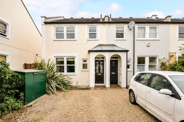Thumbnail End terrace house for sale in Hindmans Road, East Dulwich, London