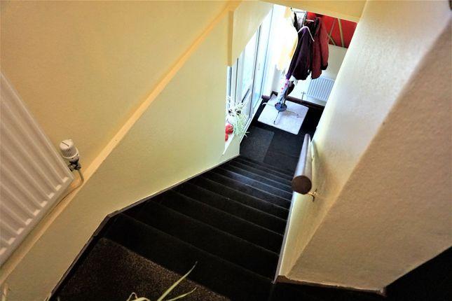 Staircase of Dinam Road, Caergeiliog, Holyhead LL65