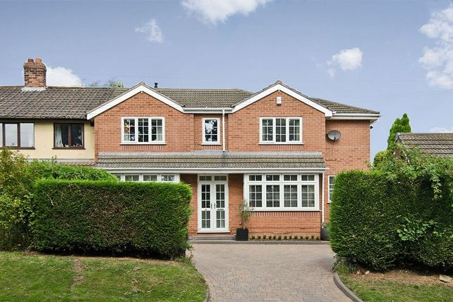Thumbnail Semi-detached house to rent in Meerash Lane, Hammerwich, Burntwood