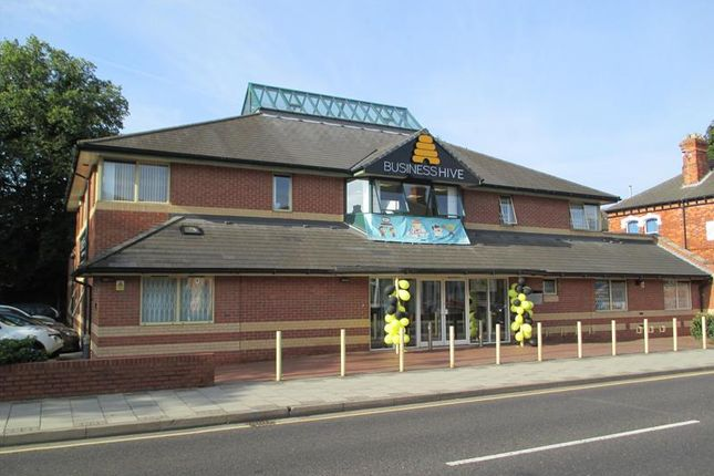 Office to let in The Hive, 13 Dudley Street, Grimsby