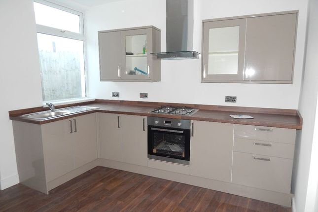Thumbnail End terrace house to rent in The Laurels, Cwmcelyn Road, Blaina.