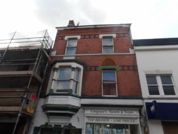 Thumbnail Flat for sale in Long Street, Atherstone, Warwickshire