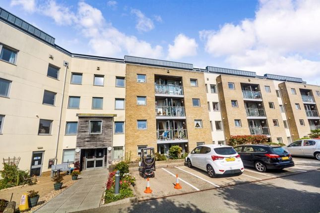 Thumbnail Flat for sale in Wesley Court, Plymouth