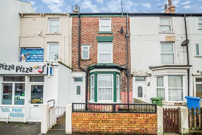 4 Bed Terraced House For Sale In North Street Scarborough