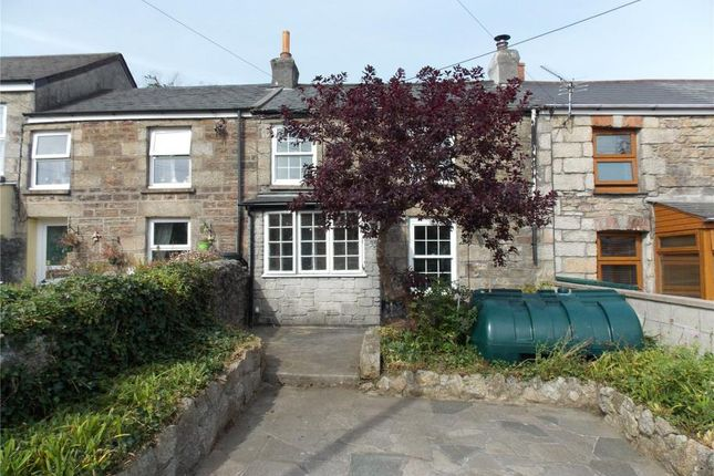 Thumbnail Terraced house for sale in Lanner Hill, Lanner, Redruth