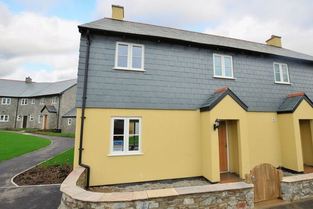 Thumbnail Semi-detached house for sale in South View, Mary Tavy, Tavistock
