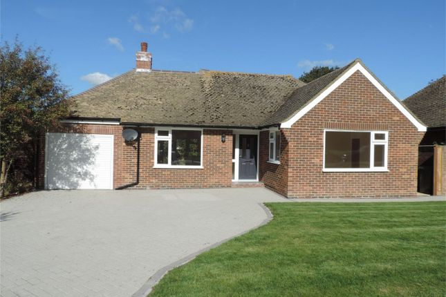 Thumbnail Detached bungalow for sale in Birkdale, Bexhill On Sea, East Sussex