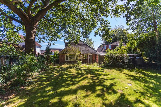 Thumbnail Bungalow for sale in Charmouth Grove, Ashley Cross, Poole