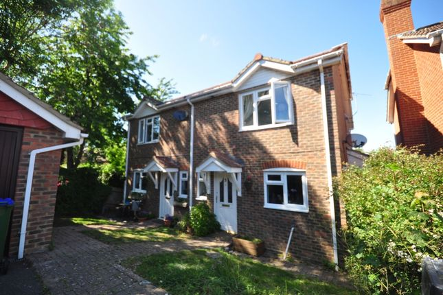 Thumbnail Semi-detached house to rent in Telscombe Close, Peacehaven