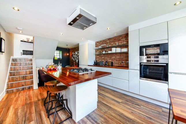 Thumbnail Detached house for sale in Whitney Road, London