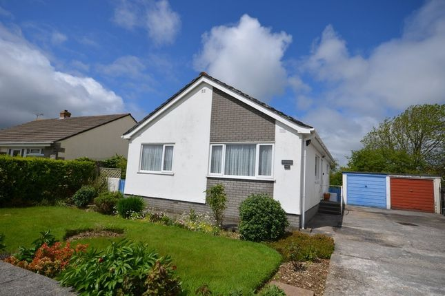 Thumbnail Bungalow for sale in Victoria Gardens, Threemilestone, Truro