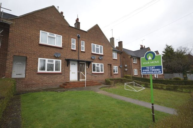 Thumbnail Flat to rent in Cross Keys, Bearsted, Maidstone