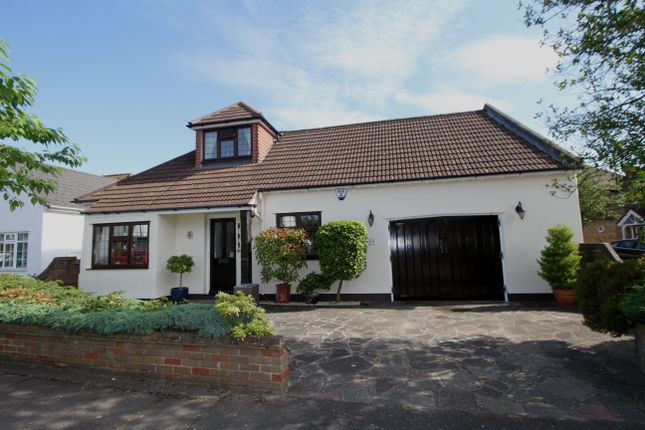 Thumbnail Detached house for sale in Burford Road, Bickley, Bromley