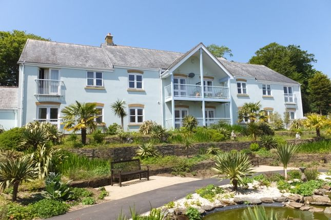 Thumbnail Flat for sale in 7 St. Anthony House, Roseland Parc, Truro, Cornwall
