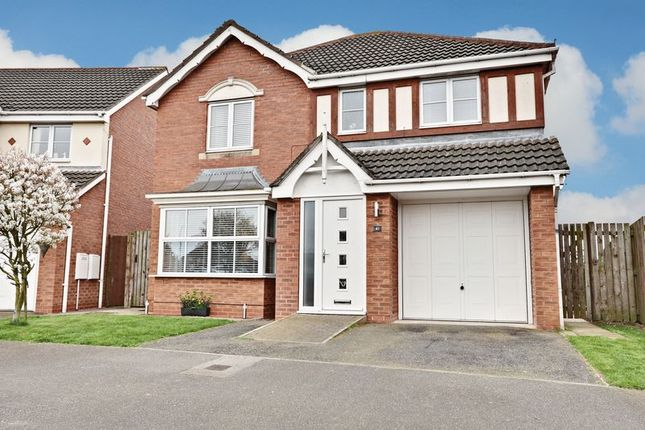 Thumbnail Detached house for sale in Cromwell Road, Hedon, Hull