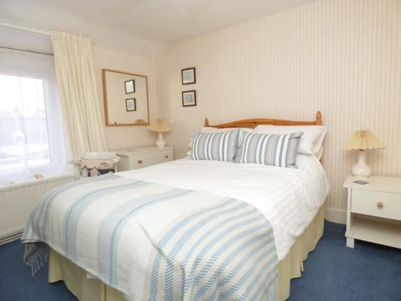 Bedroom 1 of West End, Beaumaris, Anglesey, North Wales LL58