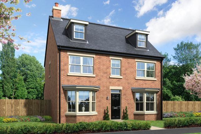 Detached house for sale in Greysfield, Backworth Park, Newcastle Upon Tyne