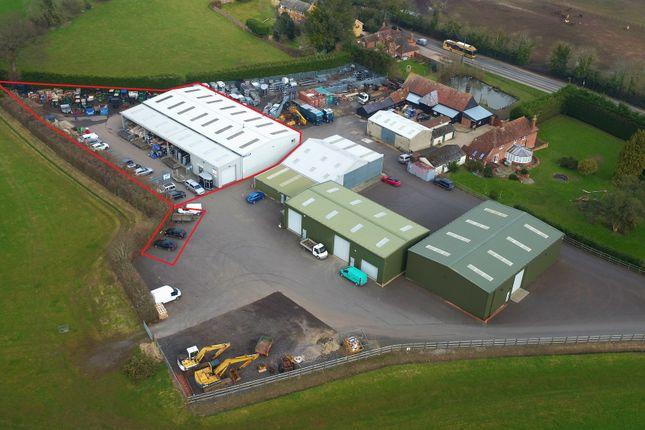 Thumbnail Industrial to let in Ducks Nest Farm, Eversley Road, Arborfield Cross, Reading
