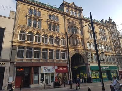 Thumbnail Commercial property for sale in Market Buildings, 5/7 St Mary Street, Cardiff