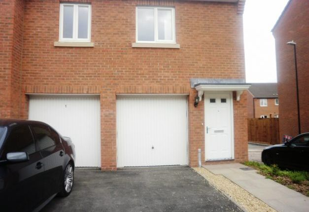 Thumbnail Flat to rent in Lifeguard Mews, Coventry