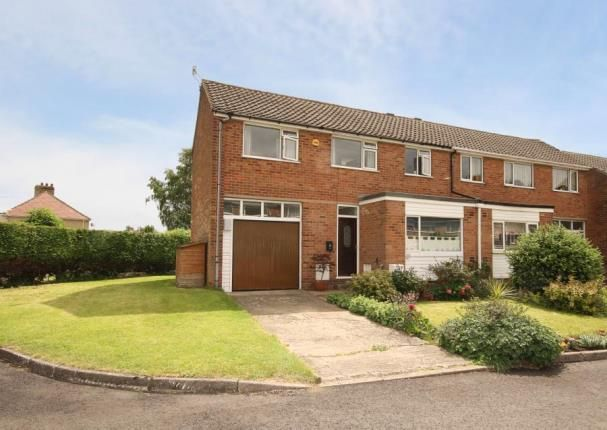 End terrace house for sale in Gosforth Green, Dronfield, Derbyshire