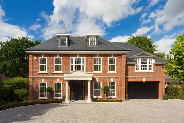 Thumbnail Detached house for sale in Godolphin Road, Weybridge