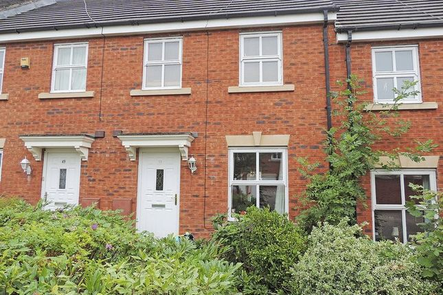 2 bed terraced house to rent in Wright Way, Stoke Park, Bristol