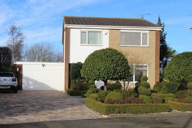 Detached house for sale in Ripley Drive, Barns Park, Cramlington