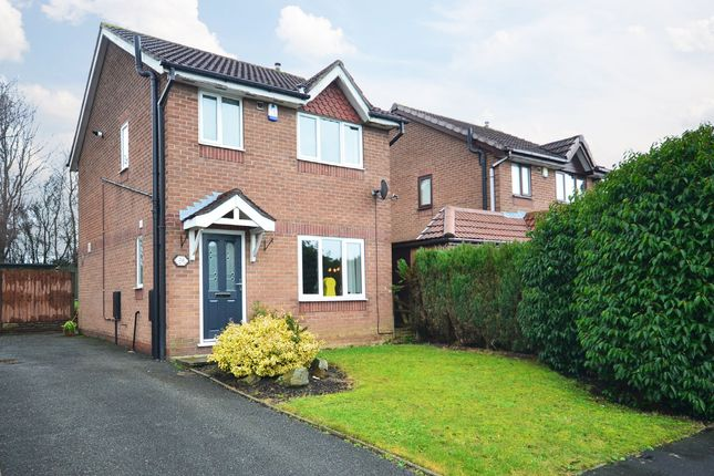 Thumbnail Detached house for sale in Brookmead Grove, Adderley Green, Stoke-On-Trent