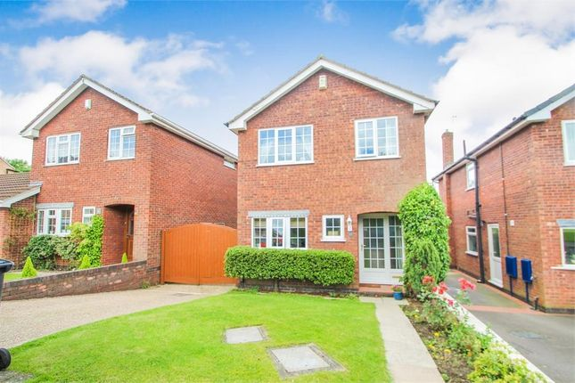Thumbnail Detached house for sale in Derry Drive, Arnold, Nottingham