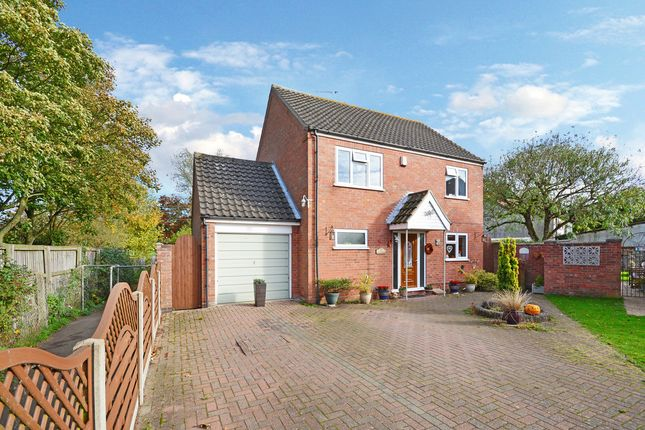 Thumbnail Detached house for sale in Cricks Walk, Roydon, Diss
