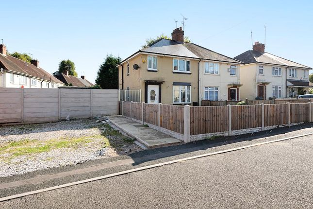 Thumbnail Semi-detached house for sale in Valley Road, Bearwood, Birmingham, West Midlands