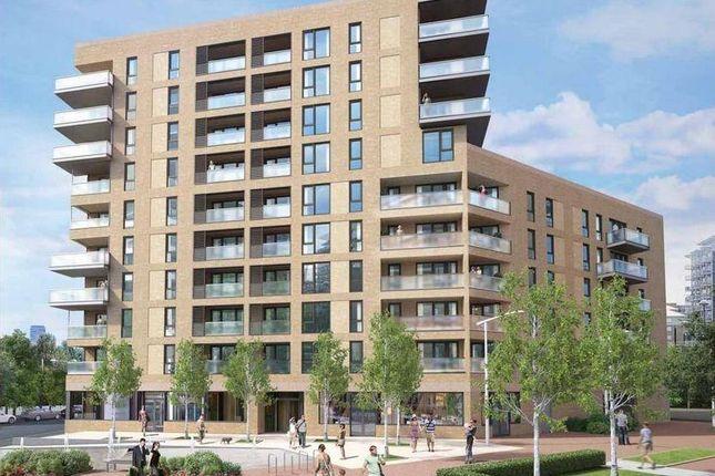 Thumbnail Flat for sale in 1st Floor, Aberfeldy Village, Block D, East India Dock Road, Poplar, London